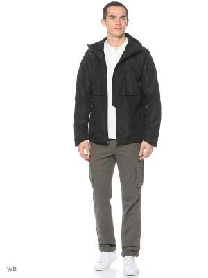 Куртка Modis. Цвет: черный, серый