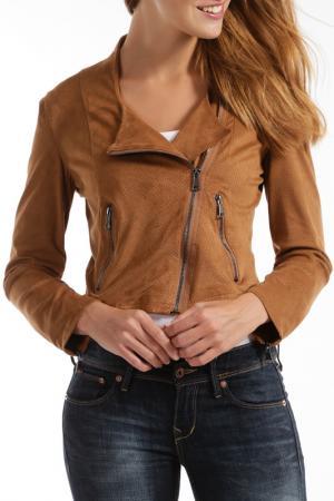 Куртка RINO & PELLE. Цвет: бежевый