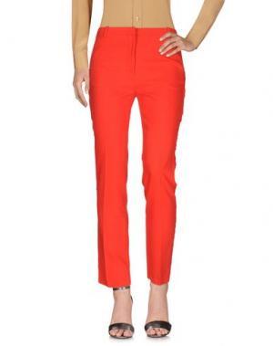 Повседневные брюки ALTUZARRA. Цвет: красный
