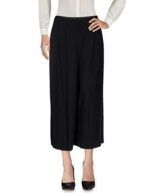 Повседневные брюки CARLO CONTRADA. Цвет: черный