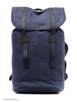Рюкзак New Look. Цвет: синий