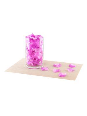 Набор декоративных лепестков EL CASA. Цвет: фиолетовый
