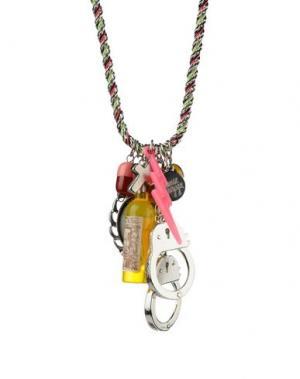 Ожерелье VENESSA ARIZAGA. Цвет: светло-зеленый