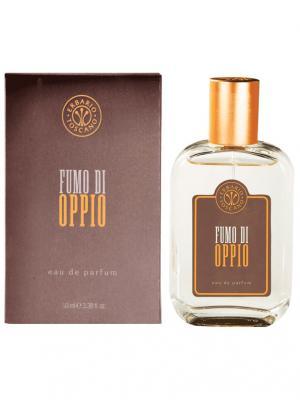 Парфюмерная вода Дым Опиума 50 мл Erbario Toscano. Цвет: коричневый