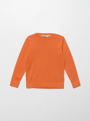 Джемпер SELA. Цвет: оранжевый