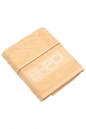 Банное полотенце, 80х150 Beverly Hills Polo Club. Цвет: yellow