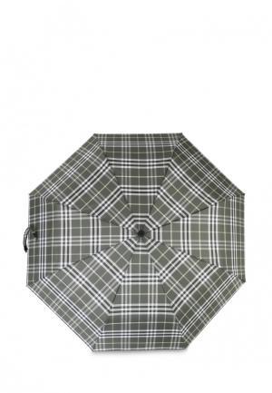 Зонт складной Baudet. Цвет: хаки