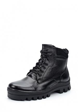 Ботинки Dino Ricci Trend. Цвет: черный