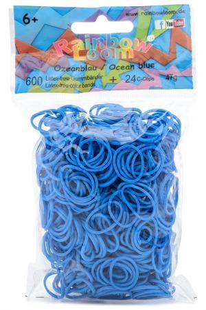 Набор для плетения браслетов RAINBOW LOOM. Цвет: зеленый