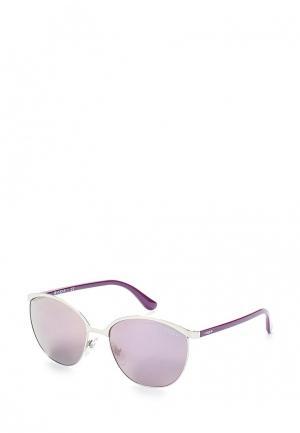 Очки солнцезащитные Vogue® Eyewear. Цвет: серебряный