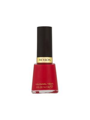 Лак для ногтей Core Nail Enamel, red 680 Revlon. Цвет: темно-красный