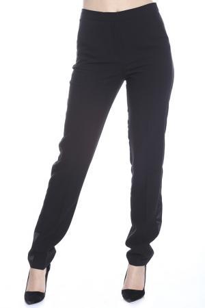 Брюки Emma Monti. Цвет: black