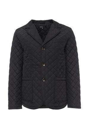 Куртка утепленная Modis. Цвет: черный