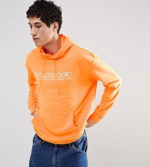 Puma Худи оранжевого цвета эксклюзивно для ASOS. Цвет: оранжевый