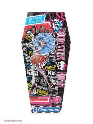Пазл Monster High Гулия Йелпс 150 эл. Clementoni. Цвет: черный, розовый