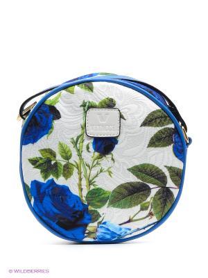 Сумка Vitacci. Цвет: белый, зеленый, синий