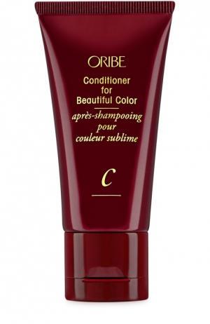 Кондиционер для окрашенных волос Великолепие цвета (тревел-формат) Oribe. Цвет: бесцветный