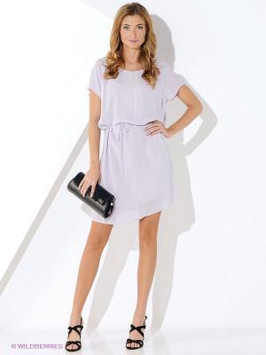 Платье Malvin. Цвет: сиреневый