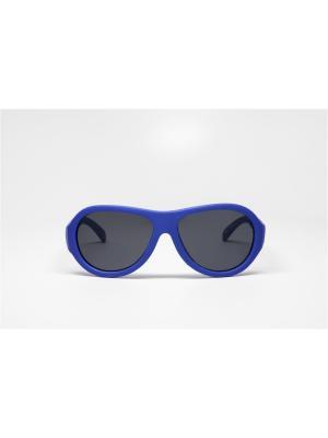 Солнцезащитные очки Babiators Original. Ангелы (Angels). Цвет: синий