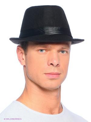 Шляпа Shapkoff. Цвет: черный
