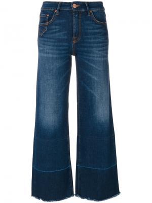 Широкие джинсы  Dont Cry Don't. Цвет: none