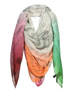 Платок ETRO. Цвет: слоновая кость
