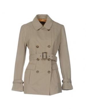 Легкое пальто ALVIERO MARTINI 1a CLASSE. Цвет: песочный
