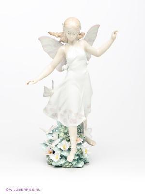 Фигурка Ангел Pavone. Цвет: молочный