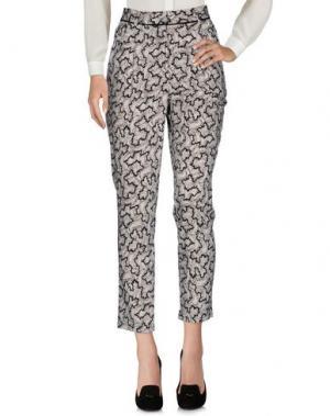 Повседневные брюки INDI & COLD. Цвет: черный