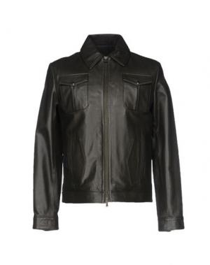 Куртка JET SET. Цвет: темно-зеленый