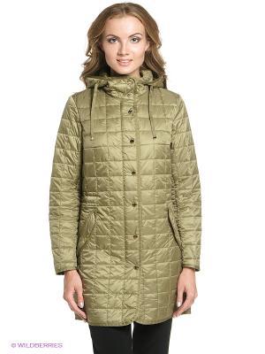Куртка STEINBERG. Цвет: хаки