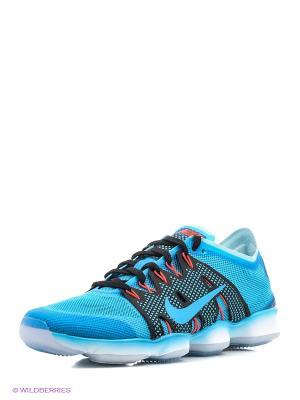 Кроссовки Nike Air Zoom Fit Agility 2. Цвет: синий