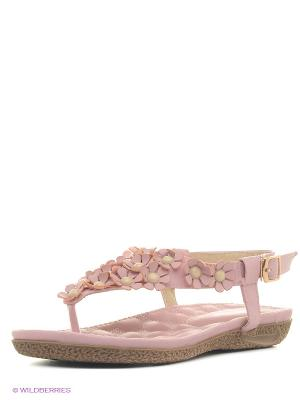 Пантолеты Ridlstep. Цвет: бледно-розовый