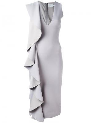 Платье Ceara Solace. Цвет: телесный