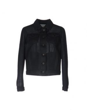 Куртка TROU AUX BICHES. Цвет: темно-синий