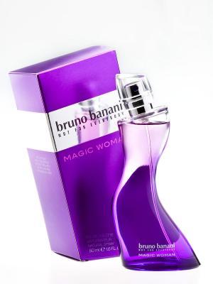 Туалетная вода Bruno Banani Magic Woman, 30 мл 0737052216003