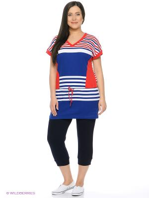 Комплект одежды Mojo Collection. Цвет: черный, белый, красный, синий