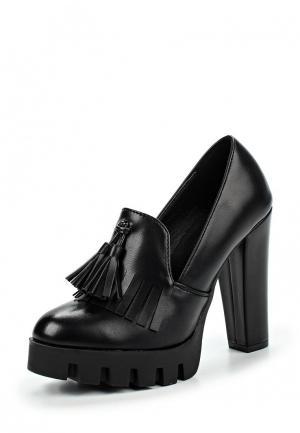 Туфли Mixfeel. Цвет: черный