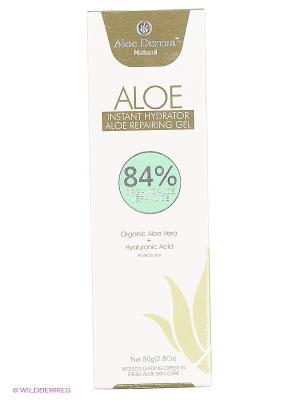Гель для всех типов кожи увлажняющий и восстанавливающий Aloe Derma. Цвет: прозрачный