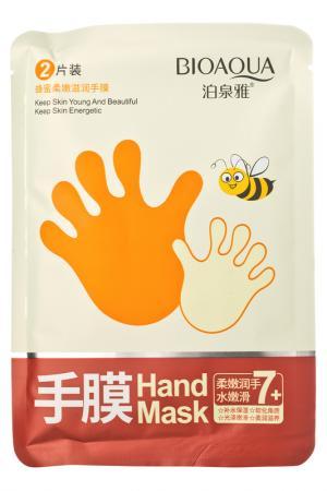 Увлажняющая маска-перчатки BIOAQUA. Цвет: none