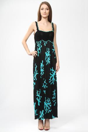 Платье Moschino. Цвет: черный
