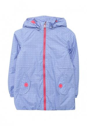 Куртка утепленная Lassie. Цвет: голубой