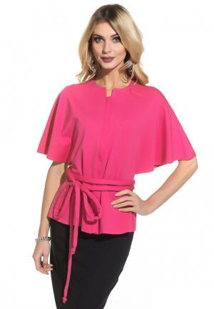 Жакет Gloss. Цвет: розовый