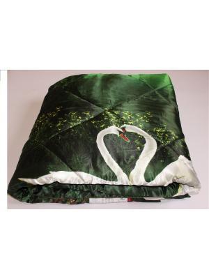 Одеяло Sleep&Beyond. Цвет: зеленый