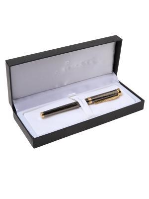 Перьевая ручка Pierre Cardin. Цвет: золотистый (осн.), черный