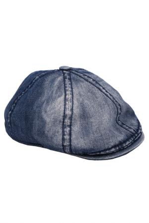 Кепка Gulliver. Цвет: синяя джинса
