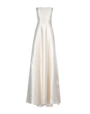 Длинное платье CAILAN'D. Цвет: белый