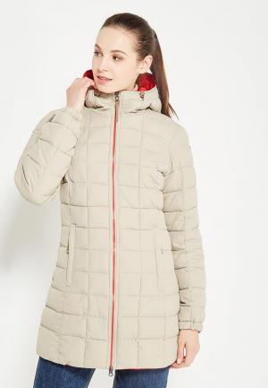Куртка утепленная Icepeak. Цвет: красный