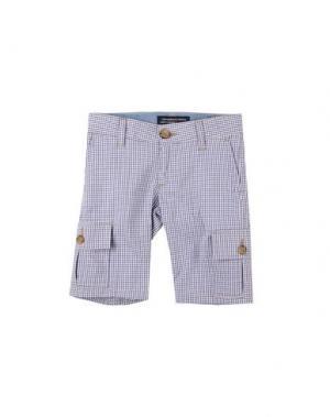 Повседневные брюки BARNUM. Цвет: синий