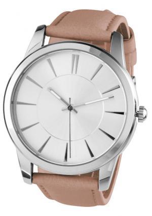 Наручные часы Heine. Цвет: розовый